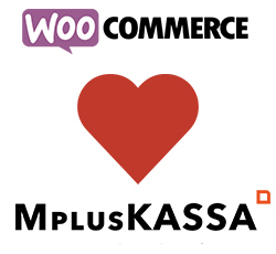 MplusKASSA WooCommerce koppeling